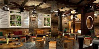 Cách bày trí quán cafe với nội thất ấn tượng